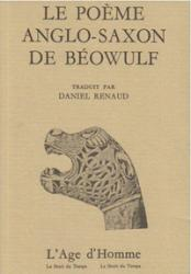 Anonyme - Beowulf poème anglo-saxon