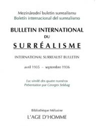Georges Sebbag - Bulletin international du Surréalisme