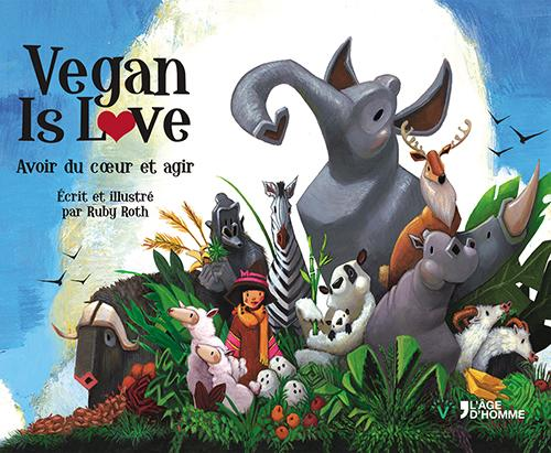 Rubi Roth - Vegan is love