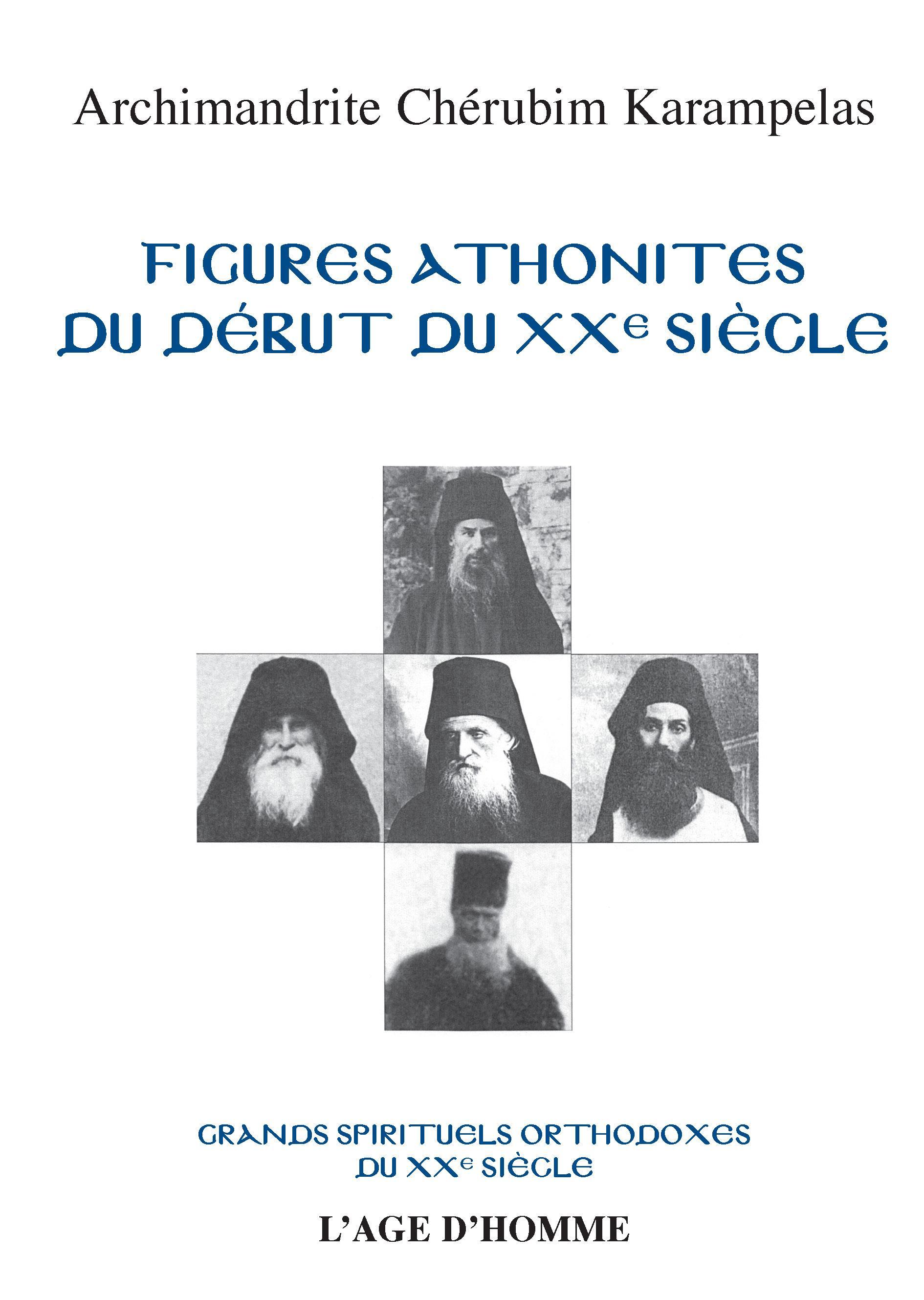Chérubim (archimandrite) Karampelas - Figures athonites du début du XXe siècle